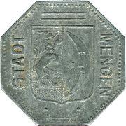 50 Pfennig (Mengen) [Stadt, Württemberg) – obverse