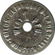 1 Pfennig (Münster) [POW, Westfalen, Münster III] -  obverse