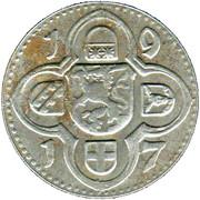 10 Pfennig (Lauterbach) [Kreis, Hessen] – reverse