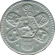 10 Pfennig (Heppenheim) [Kreis, Hessen] – reverse