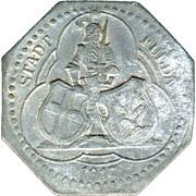 50 Pfennig (Fulda) [Stadt, Hessen-Nassau] – obverse