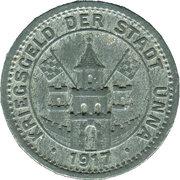 50 Pfennig (Unna) [Stadt, Westfalen] – obverse