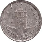 25 Pfennig (Burgsteinfurt) [Stadt, Westfalen] – obverse