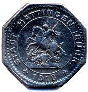 25 Pfennig (Hattingen) [Stadt, Westfalen] – obverse