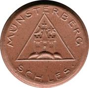 25 Pfennig (Münsterberg) [Stadt, Schlesien] – obverse