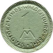 1 Mark (Waldenburg in Schlesien) [Stadt, Schlesien] – obverse