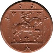 50 Pfennig (Gross-Wartenberg) [Landkreis, Niederschlesien] – reverse