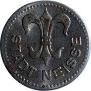 10 Pfennig (Neisse) [Stadt, Schlesien] – obverse