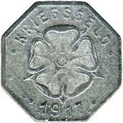 5 Pfennig (Lippe) [Handelskammer, Free State] – reverse