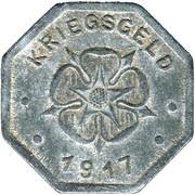 10 Pfennig (Lippe) [Handelskammer, Free State] – reverse
