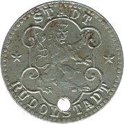 10 Pfennig (Rudolstadt) [Stadt, Schwarzburg-Rudolstadt] – obverse