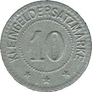 10 Pfennig (Landau) [Stadt, Pfalz] – reverse