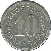 10 Pfennig (Pirmasens) [Stadt, Pfalz] – reverse