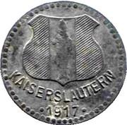 50 Pfennig (Kaiserslautern) [Stadt, Pfalz] – obverse