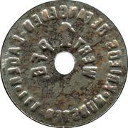 1 Pfennig (Münster) [POW, Westfalen, Münster III] – reverse