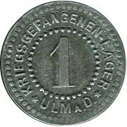 1 Pfennig (Ulm an der Donau) [POW, Württemberg] – obverse