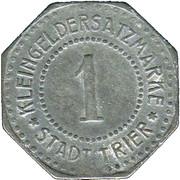 1 Pfennig (Trier) [Stadt, Rheinprovinz] – reverse