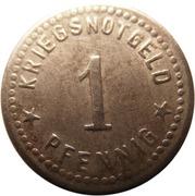 1 Pfennig (Gotha) [Städte des Herzogtums, Sachsen-Coburg] – reverse