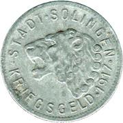 50 Pfennig (Solingen) [Stadt, Rheinprovinz] – obverse
