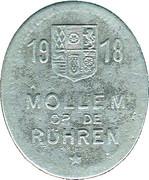 15 Pfennig (Mülheim an der Ruhr) [Strassenbahn, Rheinprovinz] – obverse