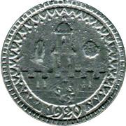 10 Pfennig (Altenburg) [Stadt, Sachsen-Altenburg] – reverse