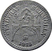 5 Pfennig (Schmölln) [Stadt, Sachsen-Altenburg] – obverse