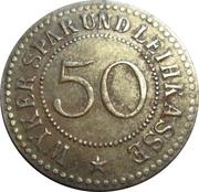 50 Pfennig (Wyk auf Föhr) [Private, Schleswig-Holstein, Spar und Leihkasse] – obverse