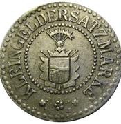 5 Pfennig (Neumünster) [Private, Schleswig-Holstein, Bankverein] – reverse