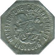 5 Pfennig (Eisleben) [Private, Provinz Sachsen, Mansfeldsche Gewerkschaft] – obverse