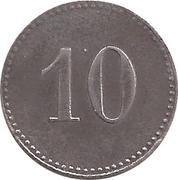 10 Pfennig (Tangermünde) [Stadt, Provinz Sachsen] – reverse