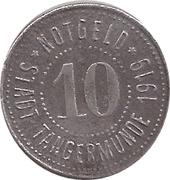 10 Pfennig (Tangermünde) [Stadt, Provinz Sachsen] – obverse