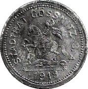 50 Pfennig (Gössnitz) [Stadt, Sachsen-Altenburg] – obverse