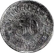 50 Pfennig (Gössnitz) [Stadt, Sachsen-Altenburg] – reverse