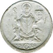 50 Pfennig (Gotha) [Stadt, Sachsen-Gotha] – reverse