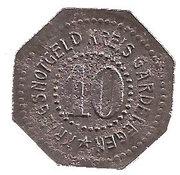 10 Pfennig (Gardelegen) [Kreis, Provinz Sachsen] – obverse