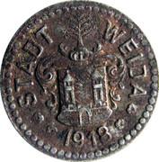 5 Pfennig (Weida) [Stadt, Sachsen-Weimar-Eisenach] – obverse