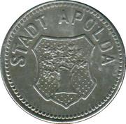 10 Pfennig (Apolda) [Stadt, Sachsen-Weimar-Eisenach] – obverse