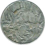 ½ Mark (Oldenburg) [Gemeinde, Sachsen-Weimar-Eisenach] – reverse
