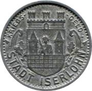 10 Pfennig (Iserlohn) [Stadt, Westfalen] – obverse