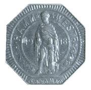 10 Pfennig (Hamm) [Stadt, Westfalen] – obverse