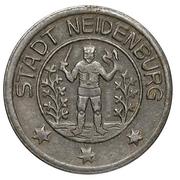 10 Pfennig  (Neidenburg) [Stadt, Ostpreußen] – obverse