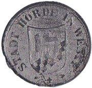 50 Pfennig (Hörde)  [Stadt, Westfalen] – obverse