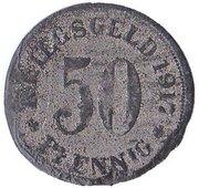 50 Pfennig (Hörde)  [Stadt, Westfalen] – reverse