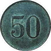 50 Pfennig (Pressath) [Stadt, Bayern] – reverse