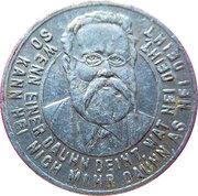 50 Pfennig (Stavenhagen) [Stadt, Mecklenburg-Schwerin] – reverse