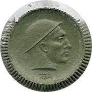 50 Pfennig (Waldenburg) [Stadt, Schlesien] – reverse