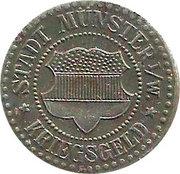 25 Pfennig (Münster) [Stadt, Westfalen] – obverse