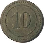 10 Pfennig (Münster) [POW, Westfalen, Münster I) – reverse