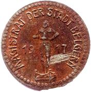 25 Pfennig (Belgern) [Stadt, Provinz Sachsen] – obverse