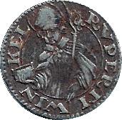 25 Pfennig (Laufen) [Bezirksamt, Bayern] – obverse